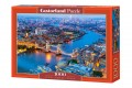 PUZZLE 1000 CASTORLAND AERIAL VIEW OF LONDON-13580