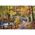 PUZZLE 1000 CASTORLAND MOST BRATHAY-13589