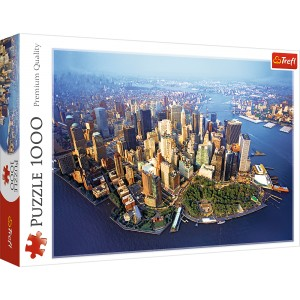 PUZZLE 1000 TREFL NEW YORK