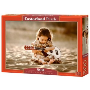 PUZZLE 500 CASTORLAND TUNES FROM MY SOUL