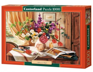 PUZZLE 1000 CASTORLAND COPY OF AFTERNOON LIGHT