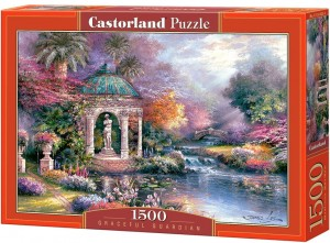 PUZZLE 1500 CASTORLAND GRACEFUL GUARDIAN