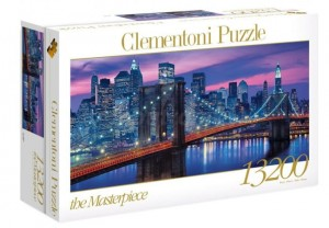 PUZZLE 13200 CLEMENTONI HQ NEW YORK