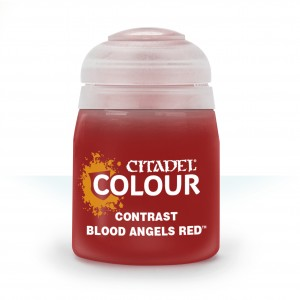 CITADEL COLOUR CONTRAST BLOOD ANGELS RED 29-12