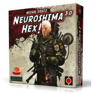 NEUROSHIMA HEX 3.0 PORTAL GAMES
