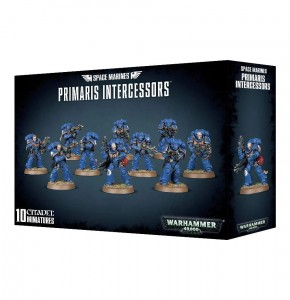 WARHAMMER 40.000 PRIMARIS INTERCESSORS
