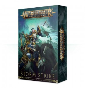 WARHAMMER: AGE OF SIGMAR STORM STRIKE FANTASY GAME