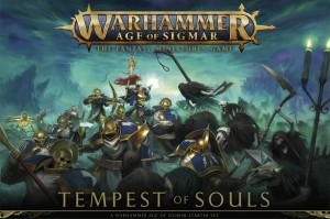 WARHAMMER AGE OF SIGMAR TEMPEST OF SOULS