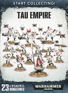 WARHAMMER 40.000 TAU EMPIRE START COLLECTING 70-56