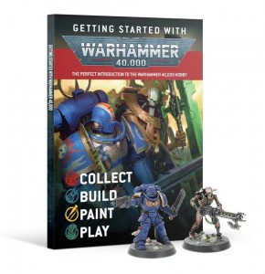 WARHAMMER 40.000 GETTING STARTED WITH