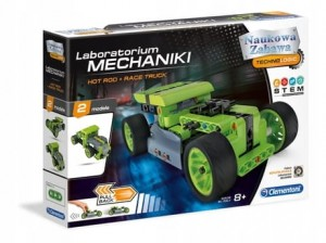 LABORATORIUM MECHANIKI CLEMENTONI ROD RACE TRUCK