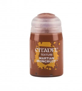 CITADEL TEXTURE MARTIAN IRONCRUST (24ML)