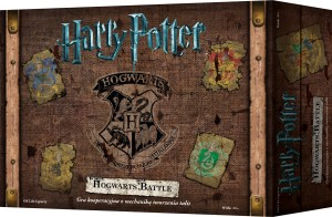 HARRY POTTER ; HOGWARTS BATTLE