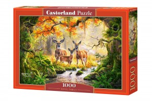 PUZZLE 1000 CASTORLAND ROYAL FAMILY