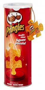 PUZZLE 250 GIBSONS CHIPSY PRINGLES