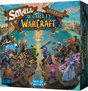 SMALL WORLD OF WARCRAFT EDYCJA POLSKA