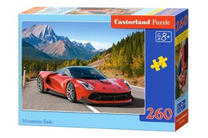 PUZZLE 260 CASTORLAND MOUNTAIN RIDE