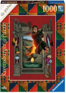 PUZZLE 1000 RAVENSBURGER HARRY POTTER TRIWIZARD