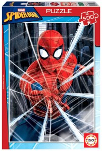 PUZZLE 500 EDUCA SPIDER-MAN