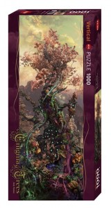 PUZZLE 1000 HEYE ENIGMA TREES, PHOSPHORUS TREE