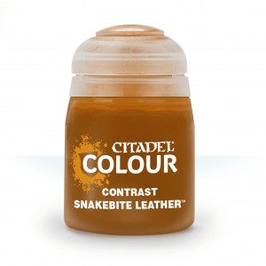 CITADEL COLOUR CONTRAST SNAKEBITE LEATHER 29-27