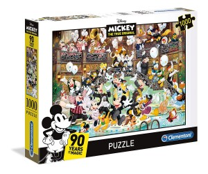 PUZZLE 1000 CLEMENTONI DISNEY MICKEY CELEBRATION