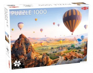PUZZLE 1000 TACTIC HOT AIR BALLOONS