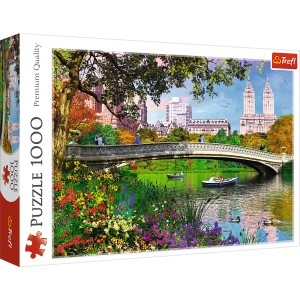 PUZZLE 1000 TREFL CENTRAL PARK NEW YORK