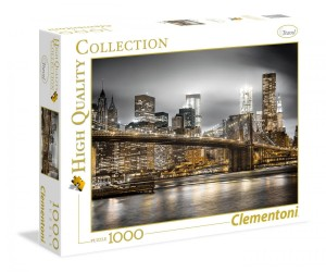 PUZZLE 1000 CLEMENTONI NEW YORK SKYLINE