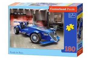 PUZZLE 180 CASTORLAND READY FOR RACE