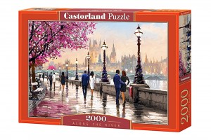 PUZZLE 2000 CASTORLAND ALONG THE RIVER