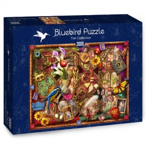PUZZLE 3000 BLUEBIRD CIRO MARCHETTI THE COLLECTION