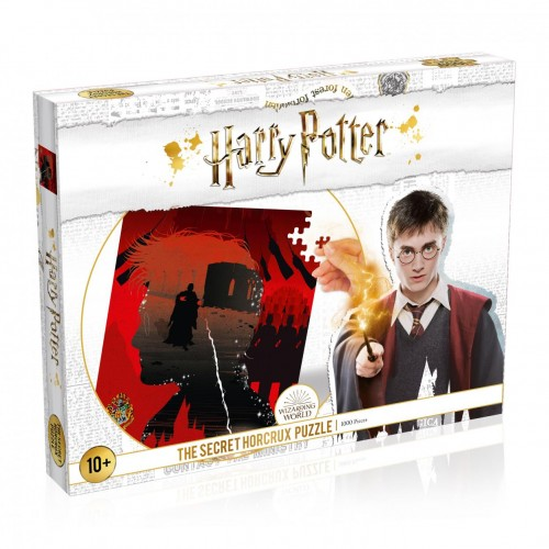 PUZZLE 1000 WINNING MOVES HARRY POTTER HORCRUX-9432